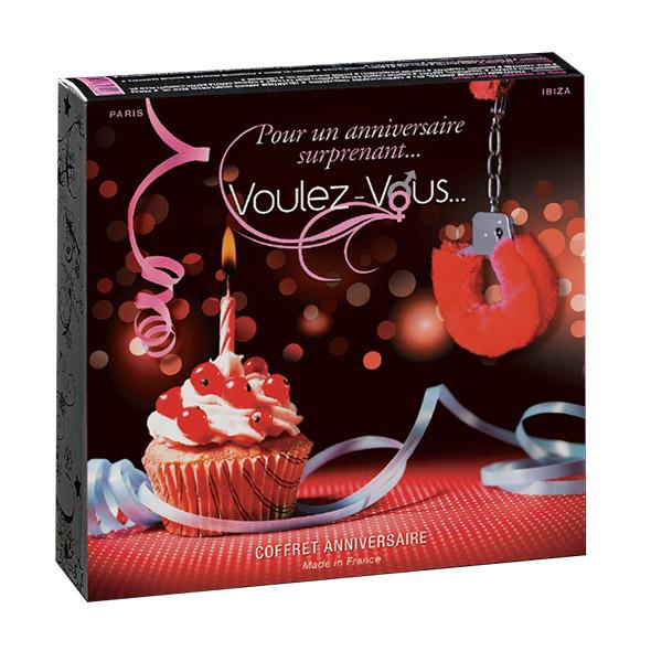 Voulez-Vous... - Gift Box Birthday Online Sexshop Eroware Sexshop Sexspeeltjes