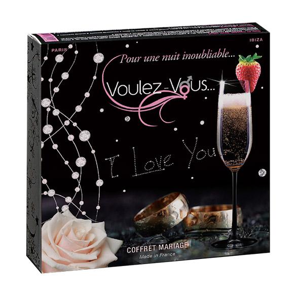 Voulez-Vous... - Gift Box Wedding Online Sexshop Eroware Sexshop Sexspeeltjes