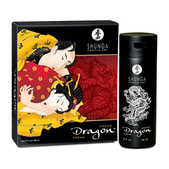 Shunga - Dragon Virility Cream Online Sexshop Eroware Sexshop Sexspeeltjes