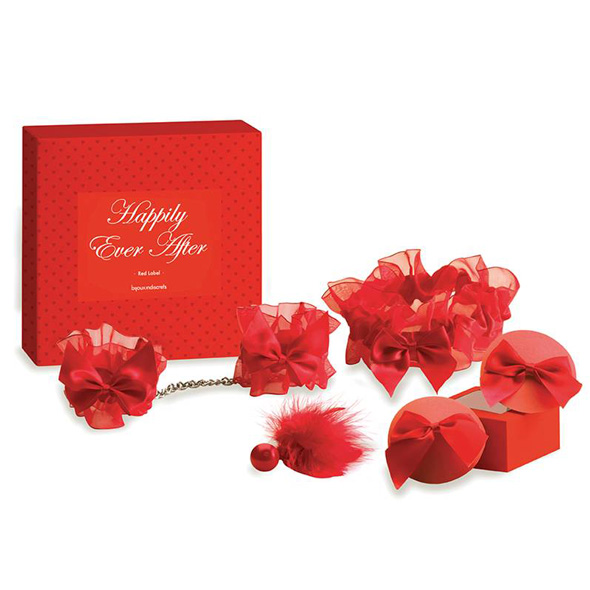 Bijoux Indiscrets - Happily Ever After Red Label Online Sexshop Eroware Sexshop Sexspeeltjes