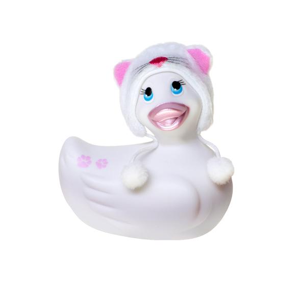 I Rub My Duckie | Hoodie - Travel Size (Wit) Online Sexshop Eroware Sexshop Sexspeeltjes