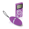Plaisirs Secrets - Vibrating Egg Purple Sexshop Eroware -  Sexspeeltjes