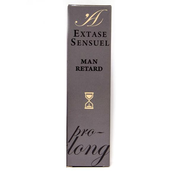 Extase Sensuel - Man Retard Pro-Long