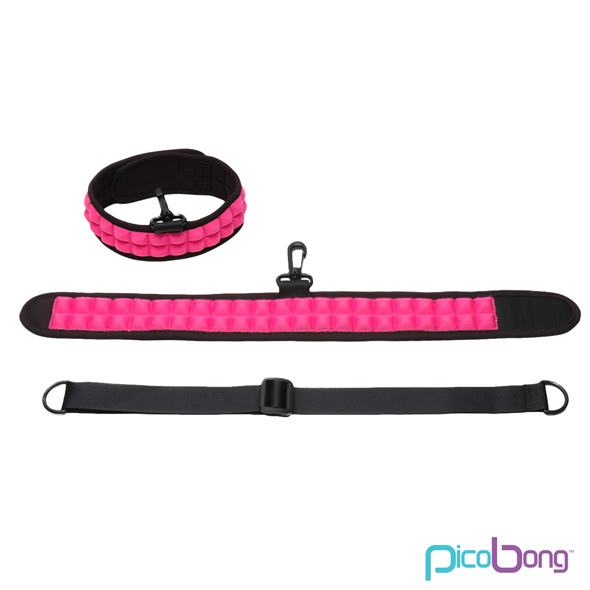 PicoBong - Speak No Evil Choker Kersrood Online Sexshop Eroware Sexshop Sexspeeltjes