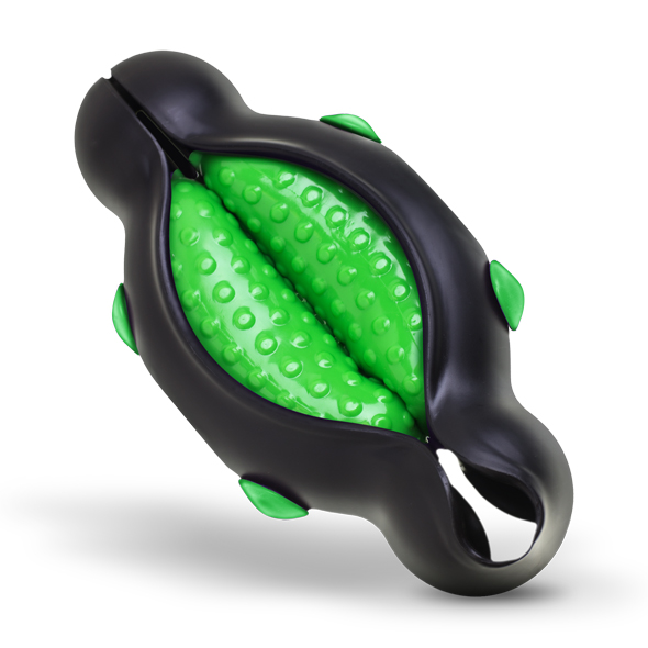 VerSpanken   Foam Masturbator - Bumpy  (Green) Online Sexshop Eroware Sexshop Sexspeeltjes
