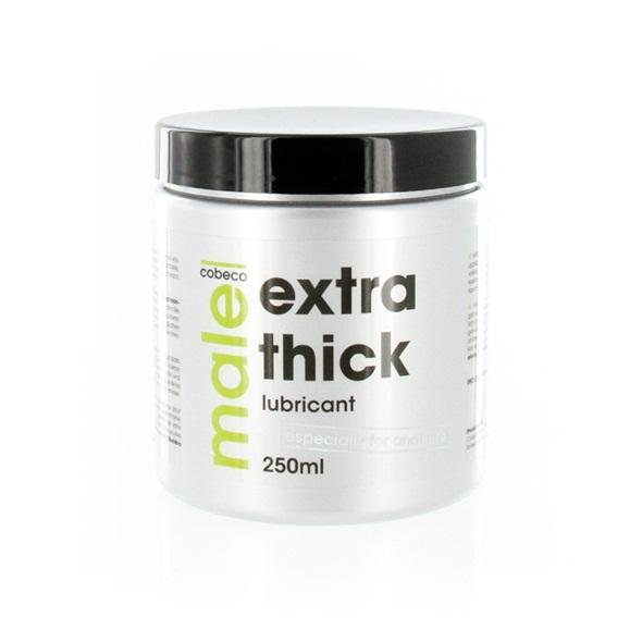 Male - Lubricant Extra Thick 250 ml Online Sexshop Eroware Sexshop Sexspeeltjes