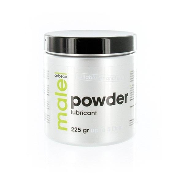Male - Powder Lubricant 225 gram Online Sexshop Eroware Sexshop Sexspeeltjes