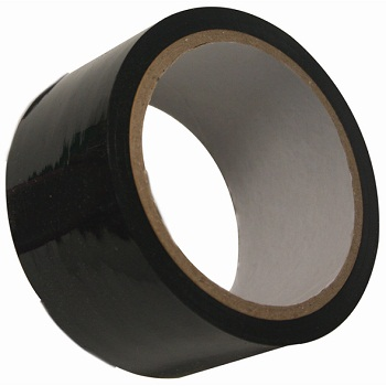 S&M - Black Bondage Tape