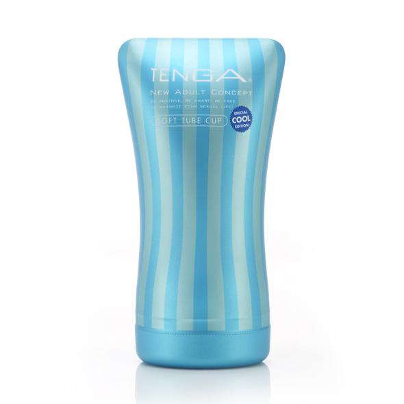 Tenga - Cool Edition Soft Tube Cup Online Sexshop Eroware Sexshop Sexspeeltjes