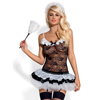 Obsessive - Housemaid Costume S/M Sexshop Eroware -  Sexartikelen