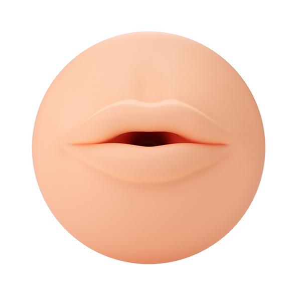 Autoblow - A.I. Silicone Mouth Sleeve Wit Online Sexshop Eroware Sexshop Sexspeeltjes