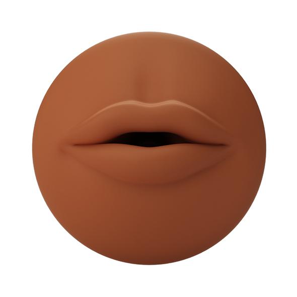 Autoblow - A.I. Silicone Mouth Sleeve Bruin Online Sexshop Eroware Sexshop Sexspeeltjes