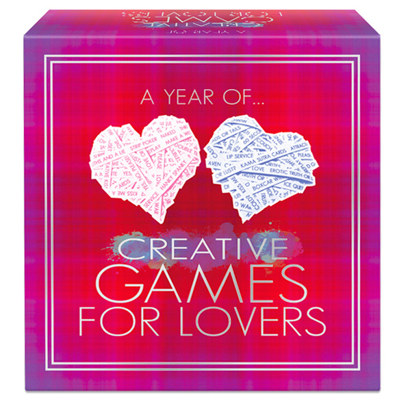 Kheper Games - A Year of Creative Games for Lovers Online Sexshop Eroware Sexshop Sexspeeltjes
