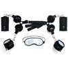 Fifty Shades of Grey - Bed Restraints Kit Zwart Sexshop Eroware -  Sexspeeltjes