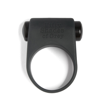 Fifty Shades of Grey - Feel It Vibrating Cock Ring