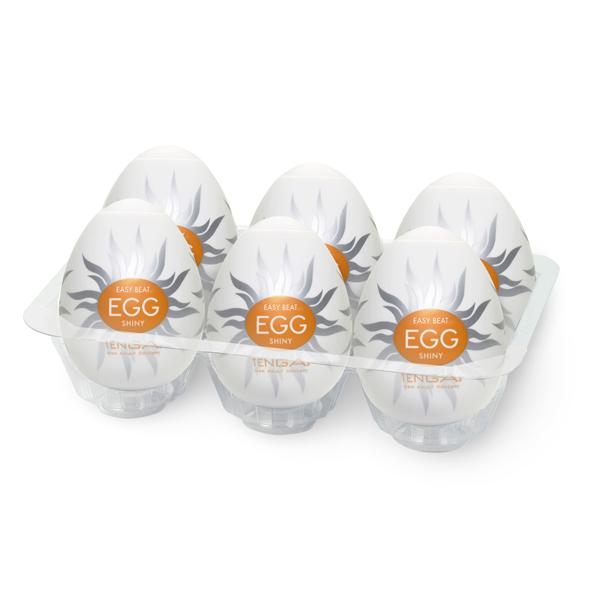 Tenga - Egg Shiny (1 Stuk) Online Sexshop Eroware Sexshop Sexspeeltjes
