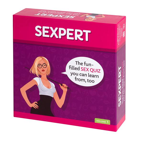 Sexpert (EN) Online Sexshop Eroware Sexshop Sexspeeltjes