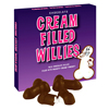Cream Filled Willies Sexshop Eroware -  Sexspeeltjes