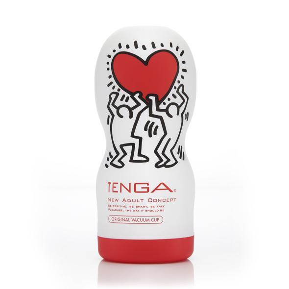 Tenga - Keith Haring Original Vacuum Cup Online Sexshop Eroware Sexshop Sexspeeltjes