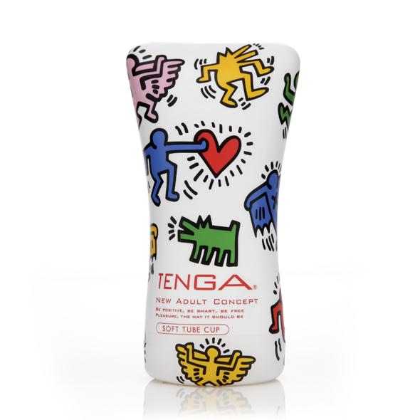 Tenga - Keith Haring Soft Tube Cup Online Sexshop Eroware Sexshop Sexspeeltjes