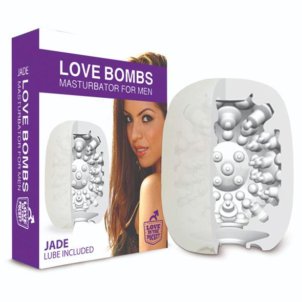 Love in the Pocket - Love Bombs Jade Online Sexshop Eroware Sexshop Sexspeeltjes