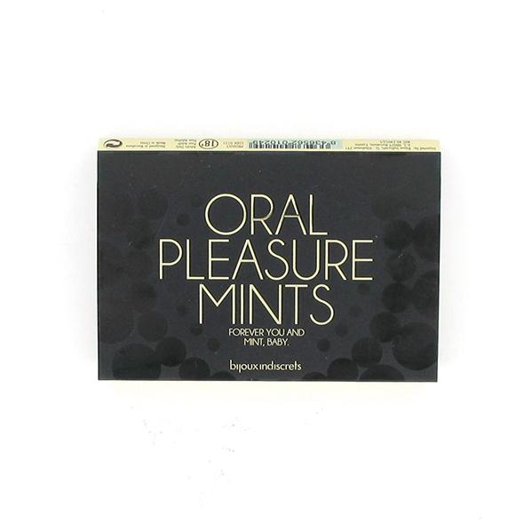 Bijoux Indiscrets - Oral Pleasure Mints Peppermint Online Sexshop Eroware Sexshop Sexspeeltjes