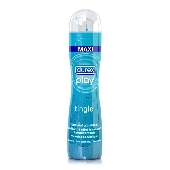 Durex - Play Tingle Lubricant 100 ml Online Sexshop Eroware Sexshop Sexspeeltjes