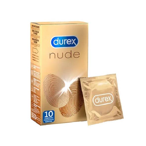 Durex - Real Feeling Condoms 10 pcs Online Sexshop Eroware Sexshop Sexspeeltjes