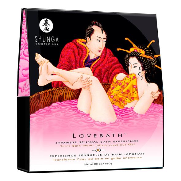 Shunga - Lovebath Dragon Fruit Online Sexshop Eroware Sexshop Sexspeeltjes