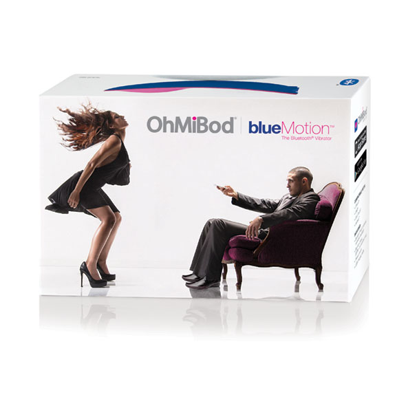 OhMiBod - blueMotion App Controlled Massager