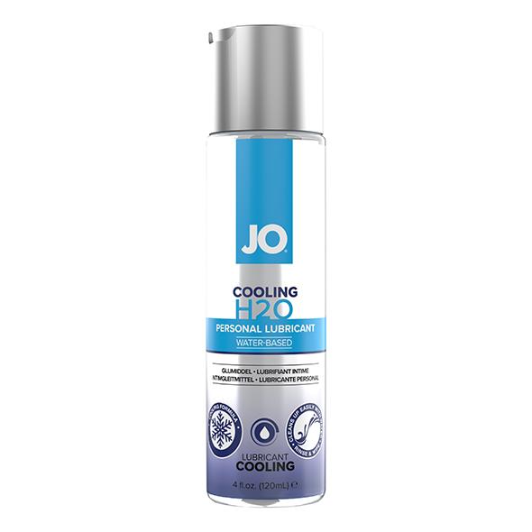 System JO - H2O Lubricant Cool 120 ml Online Sexshop Eroware Sexshop Sexspeeltjes