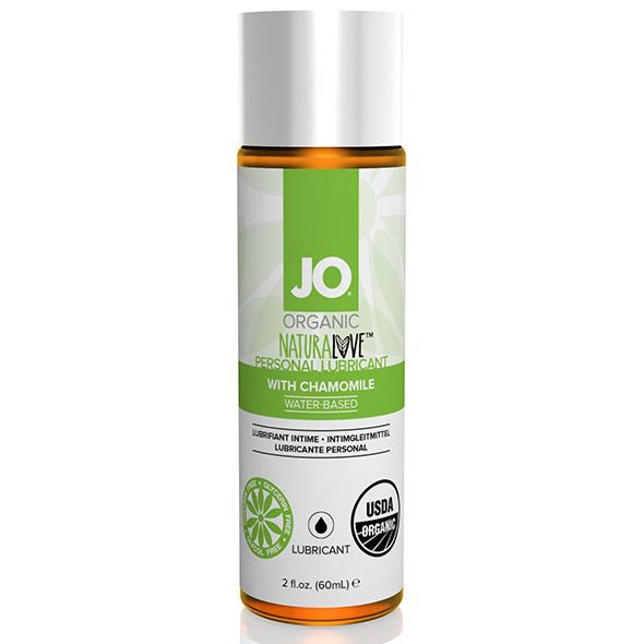 System JO - NaturaLove Organic Lubricant 60 ml Online Sexshop Eroware Sexshop Sexspeeltjes