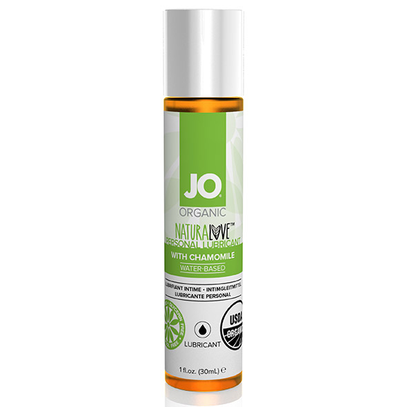 System JO - Organic NaturaLove Glijmiddel 30 ml Online Sexshop Eroware Sexshop Sexspeeltjes