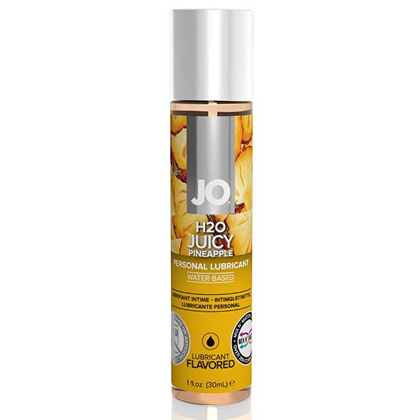 System JO - H2O Glijmiddel Ananas 30 ml Online Sexshop Eroware Sexshop Sexspeeltjes