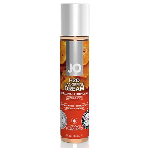System JO - H2O Lubricant Tangerine 30 ml Online Sexshop Eroware Sexshop Sexspeeltjes
