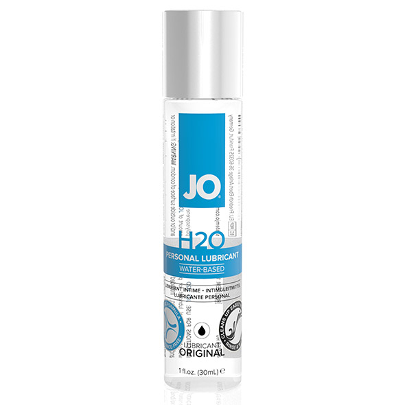 System JO - H2O Lubricant 30 ml Online Sexshop Eroware Sexshop Sexspeeltjes