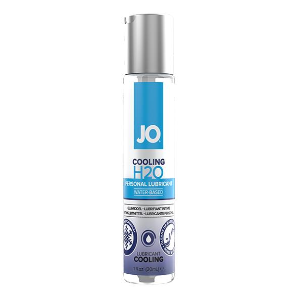 System JO - H2O Glijmiddel Koel 30 ml Online Sexshop Eroware Sexshop Sexspeeltjes