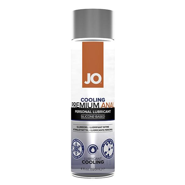 System JO - Anal Silicone Lubricant Cool 120 ml Online Sexshop Eroware Sexshop Sexspeeltjes