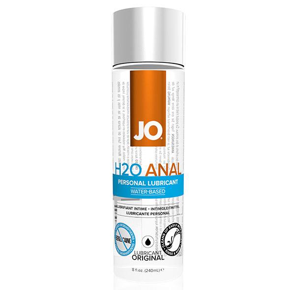 System JO - Anaal H2O Glijmiddel 240 ml Online Sexshop Eroware Sexshop Sexspeeltjes