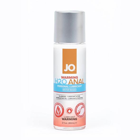 System JO - Anal H2O Lubricant Warming 60 ml Online Sexshop Eroware Sexshop Sexspeeltjes