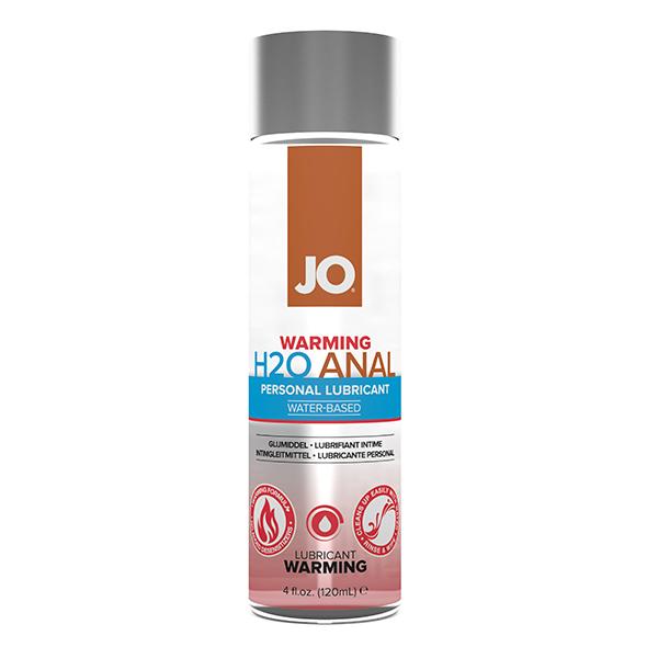 System JO - Anal H2O Lubricant Warming 120 ml Online Sexshop Eroware Sexshop Sexspeeltjes