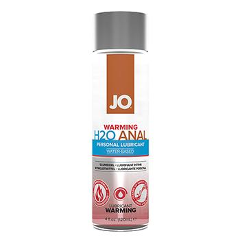System JO - Anal H2O Lubricant Warming 120 ml
