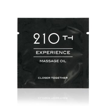 210th - Sachet Massage Oil