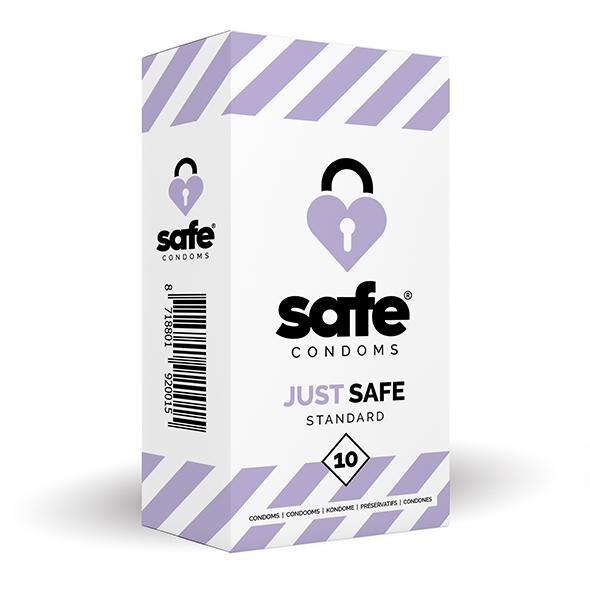 SAFE - Condooms - Standaard (10 stuks) Online Sexshop Eroware Sexshop Sexspeeltjes