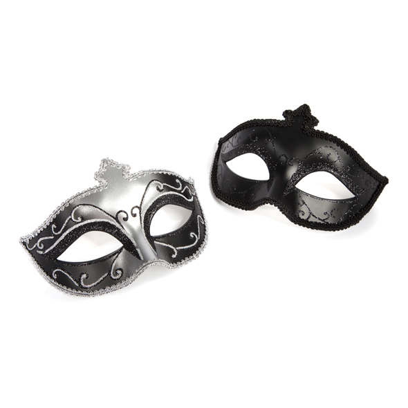 Fifty Shades of Grey - Masquerade Mask Twin Pack Online Sexshop Eroware Sexshop Sexspeeltjes