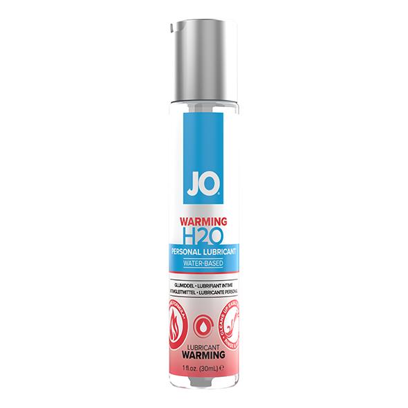 System JO - H2O Glijmiddel Warm 30 ml Online Sexshop Eroware Sexshop Sexspeeltjes