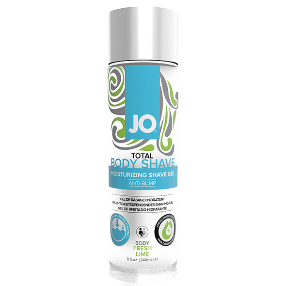 System JO - Women Shaving Cream Lemon Mint 240 ml Online Sexshop Eroware Sexshop Sexspeeltjes