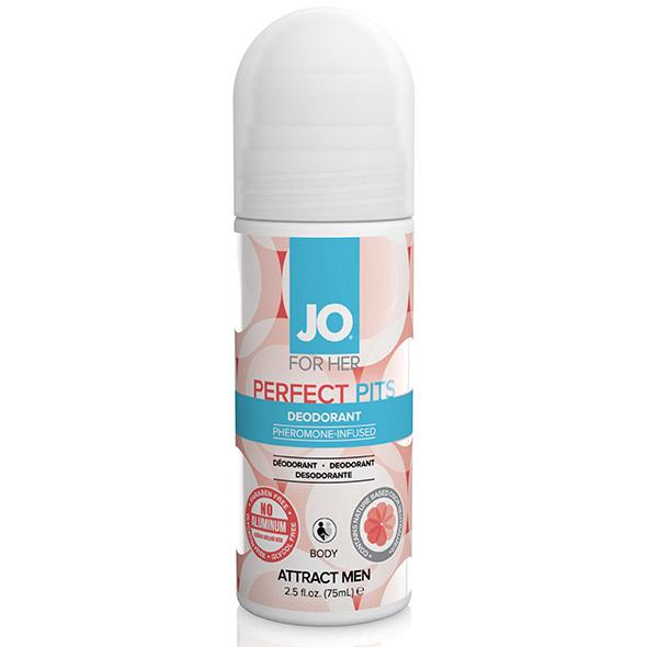 System JO - For Her Perfect Pits Pheromone Deodorant 75 ml Online Sexshop Eroware Sexshop Sexspeeltjes