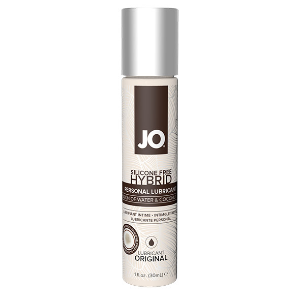 System JO - Hybrid Lubricant Coconut 30 ml Online Sexshop Eroware Sexshop Sexspeeltjes