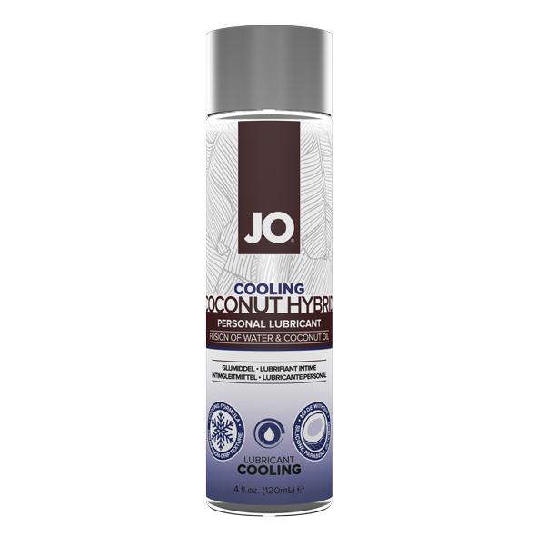 System JO - Silicone Free Hybride Glijmiddel Coconut Cooling 30 ml  Online Sexshop Eroware Sexshop Sexspeeltjes